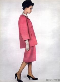 Balenciaga 1960 Photo Pottier