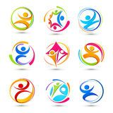 Plant,people,wellness,celebration,natural,star,logo,health,sun,leaf,botany,ecology,symbol Icon Set Design Vector - Download From Over 41 Million High Quality Stock Photos, Images, Vectors. Sign up for FREE today. Image: 52157687