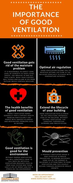 Building ventilation can be done during the construction. However, if your finished building has poor ventilation, you can also have it retrofitted by a building ventilation specialist so as to boost the ventilation and the energy efficiency levels.