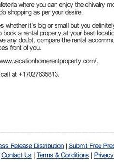 #ClippedOnIssuu from Choose Vacation Home Rentals by Owner for Accommodation in Florida