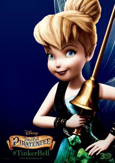 the pirate fairy movie posters photos | TUDP_Banner-Tinkerbell.jpg