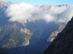 Crete- Above Samaria Gorge
