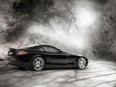 Grunge Mercedes Wallpaper