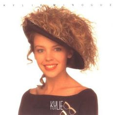 """Former Aussie actress-turned-singer Kylie Minogue's first album, """"Kylie,"""" had to be checked for lice by the school nurse before kids were allowed to bring it in for show-and-tell."""