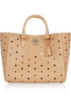 Cutout tote by Mulberry Best Handbags, Tote Handbags, My Bags, Purses And Bags, Nude Bags, Purse Styles, J Brand Jeans, Jimmy Choo Shoes, Fashion Accessories