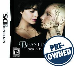 Beastly: Frantic Foto — PRE-Owned - Nintendo DS, PRE-OWNED GAME