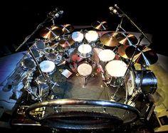 Alex Van Halen kit, circa 2007