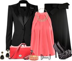 """Night Out"" by dimij ❤ liked on Polyvore"