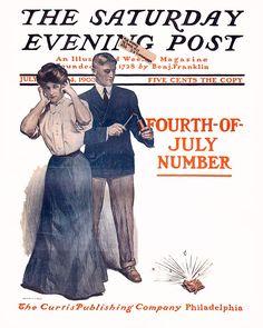 Saturday Evening Post 1903-07-04