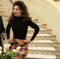 Miss Fine, Fran Fine Outfits, Nanny Outfit, Vintage Outfits, Vintage Fashion, Black Turtleneck, Pregnancy Outfits, 90s Fashion, Fashion Ideas