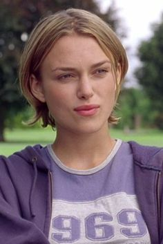 """Keira Knightley as Jules.   The Cast Of """"Bend It Like Beckham"""" Then And Now"""