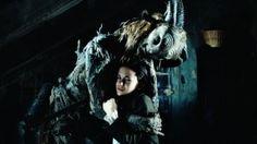 Pan's Labyrinth Doug Jones as Fauno, & Ivana Baquero as Ofelia. Scary Movies, Horror Movies, Good Movies, Awesome Movies, Awesome Things, Guillermo Del Torro, I Love Cinema, Ivana Baquero, Crimson Peak
