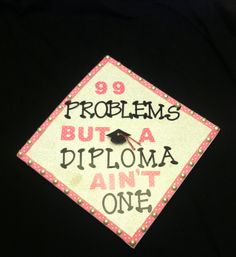 "I would put ""Degree"" instead of Diploma. I can't wait until April 2015.."
