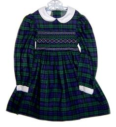 Polly Flinders smocked dresses I had on similar to this in kindergarten!!!