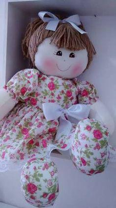 Resultado de imagem para bonecas de pano