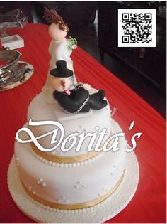 Torta de Matrimonio modelos 2