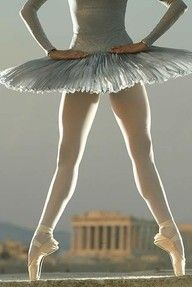 There's nothing better than a tutu!