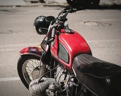 R75/5  Classic BMW Motorcycle No 1  New by ALookThroughTheGlass, $28.00