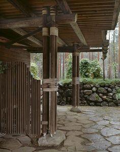 "scandinaviancollectors: ""ALVAR AALTO, Villa Mairea (sauna), Noormarkku, Finland 1937-1939. / Pinterest """