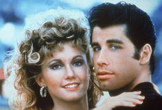John Travolta was smoking hot in Grease.