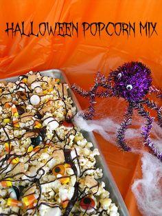 Halloween Popcorn Sn