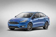 2018-2019 Ford Focus Sedan