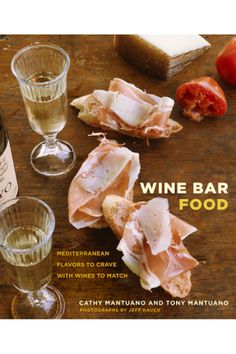 Wine Bar Food: Mediterranean Flavors to Crave with Wines to Match on HauteLook
