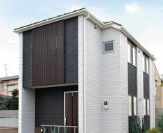 施工事例|へーベルパワーボード 【旭化成建材のALC外壁材】 Garage Doors, Outdoor Decor, Home Decor, Decoration Home, Room Decor, Carriage Doors, Interior Decorating