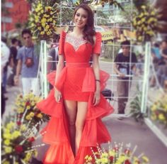 A very modern take on a Filipiniana Wedding Dress Styles, Dream Wedding Dresses, Modern Filipiniana Gown, Dressed To The Nines, All About Fashion, Fashion Sketches, Traditional Dresses, Asian Fashion, Occasion Dresses
