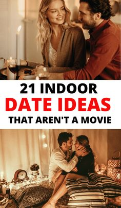 Indoor Date Ideas for Couples including cute activities at home on rainy days, for teens, romantic & cozy winter date ideas, the ultimate list of fun, DIY and cheap indoor date ideas here! #indoordateideas #date #datenight  #datenightideas #dateideas