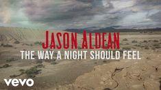 Jason Aldean - The Way A Night Should Feel (Audio)