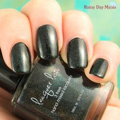 Lacquer Lust: Orion over a black creme