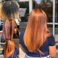 Get a new look this fall with Influance Hair Care professional products. Maintain healthy hair during your coloring process. Girl Hair Colors, Cute Hair Colors, Pretty Hair Color, Hair Dye Colors, Hair Color For Black Hair, Love Hair, Gorgeous Hair, Curly Hair Styles, Natural Hair Styles