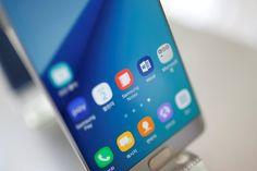 Brandgefahr beim Galaxy Note 7: Samsung warnt vor eigenem Smartphone - SPIEGEL…