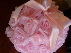 rose-ball pinata