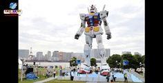 """A """"Convenção Mundial de Robôs"""" irá acontecer no Japão, com competições e exibições de robôs de diversos tipos."""