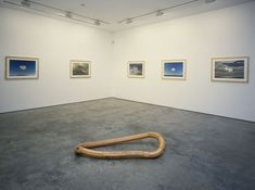 Richard Deacon: Sculpture and Drawings | Exhibitions | Lisson Gallery