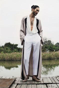 Sight Management Studio is a leading international Model Agency with Men, Women, Celebrities & Influencers departments. Tony Thornburg, Moda Afro, Mode Kimono, Look Man, Mode Boho, Androgynous Fashion, Mode Inspiration, Mode Style, Asian Men
