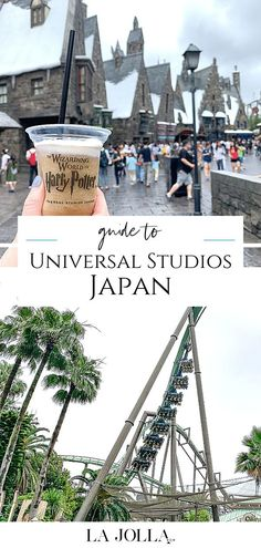 We visited before Universal Studios Japan closed but I want to share what it's like inside from rides to food for when normal times return. Learn more at La Jolla Mom