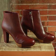 Roberto Del Carlo Plum high bootie | A Mano: shop online European footwear: fiorentini+baker, moma, Officine Creative, Pantanetti, El, Il bisonte, Jamie Joseph Jewelry