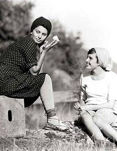 la ciociara (Dos mujeres)