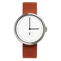 Buy your Aark Classic Neu Silver® Watch from an authorised retailer with free worldwide delivery. October 2016 collection and off your first order Unusual Watches, Simple Watches, Amazing Watches, Beautiful Watches, Men's Watches, Cool Watches, Watches For Men, Bauhaus Watch, Dezeen Watch Store