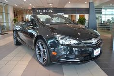 2016 Buick Cascada for sale at Gary Lang Buick in McHenry, IL.