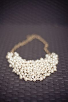 You can never have enough pearls, right? Right.