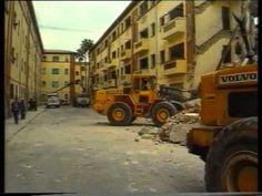 Manifestaciones Barrio Malvarrosa año 1991 Parte 3 de 4