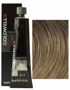 Goldwell Topchic Professional Hair Color 2 1 oz Tube 7GB | eBay