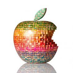 Big Apple by Haroshi