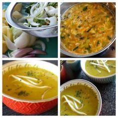 37 ideas for recipes crockpot thai Asian Recipes, Crockpot Recipes, Soup Recipes, Vegetarian Recipes, Cooking Recipes, Healthy Recipes, Ethnic Recipes, Healthy Food, I Love Food