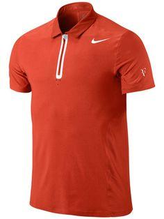 Red is just my color. Sport Fashion, Mens Fashion, Tennis Accessories, Tennis Warehouse, Tennis Gear, Sport Outfits, Nike Men, Sportswear, Polo Ralph Lauren