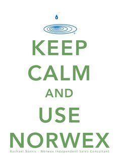 Keep Calm and Use Norwex Jessica Scott - Norwex Independent Sales Consultant  jessicascott.norwex.biz